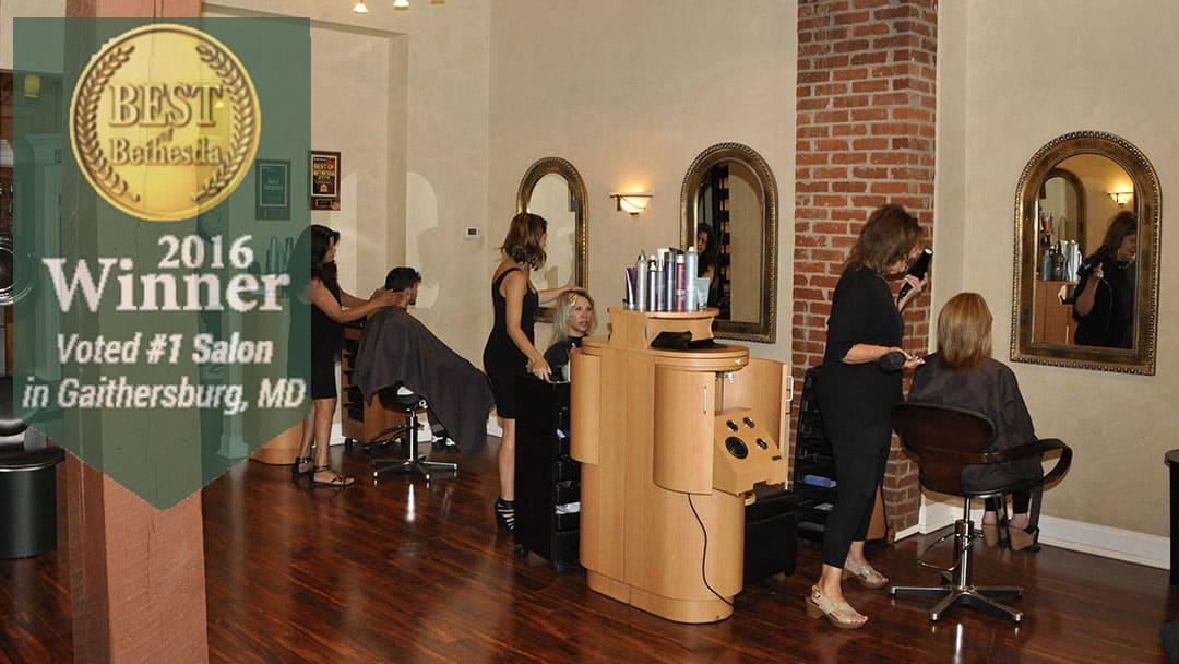 Aurelia Salon Spa | Salon Hair Styling Services