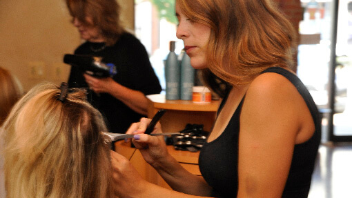 Services | Aurelia Salon Spa offers Hair Styling - Spa Treatments